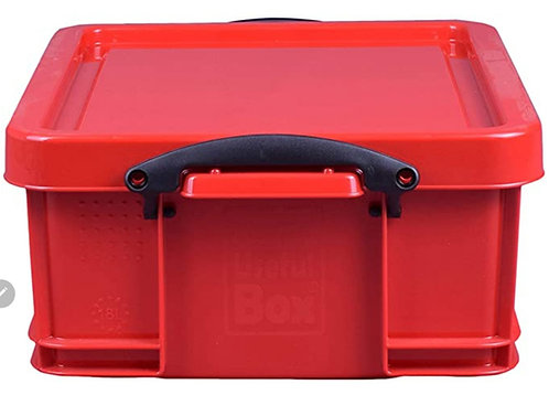 18 litre Really Useful Box  Coloured
