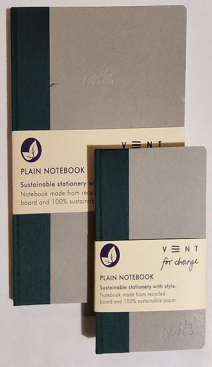 Hardback Plain Notebook Bundle