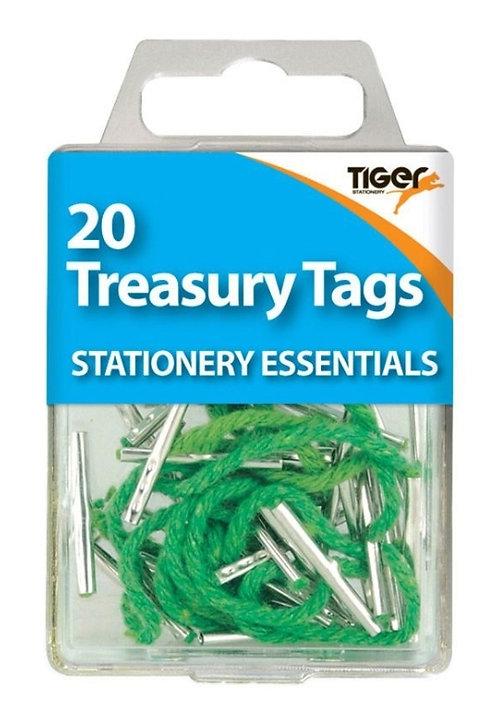 Essentials Treasury Tags