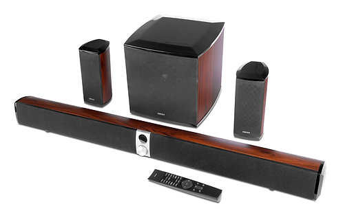 Edifier S90HD 4.1 Bluetooth, Optical & AUX Home Theatre System with Dolby & DTS