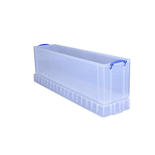 77 litre Really Useful Box (clear)