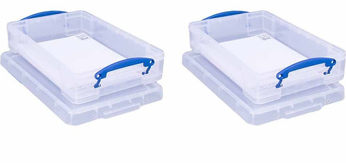4L Really Useful Boxes 2 Pack