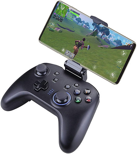 Subsonic Bluetooth Multi Platform Gaming Controller - Android, iOS, PC & Switch