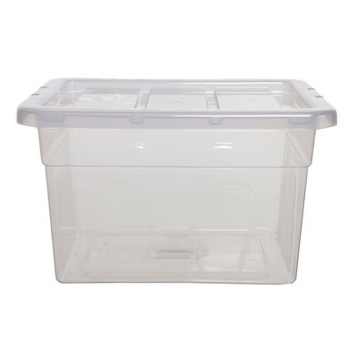 Spacemaster Maxi 22 Litre Storage Box & Lid