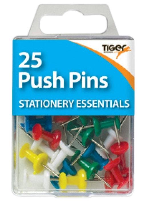 Essentials Push Pins