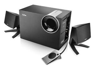Edifier M1380 2.1 Multimedia Speakers with Subwoofer