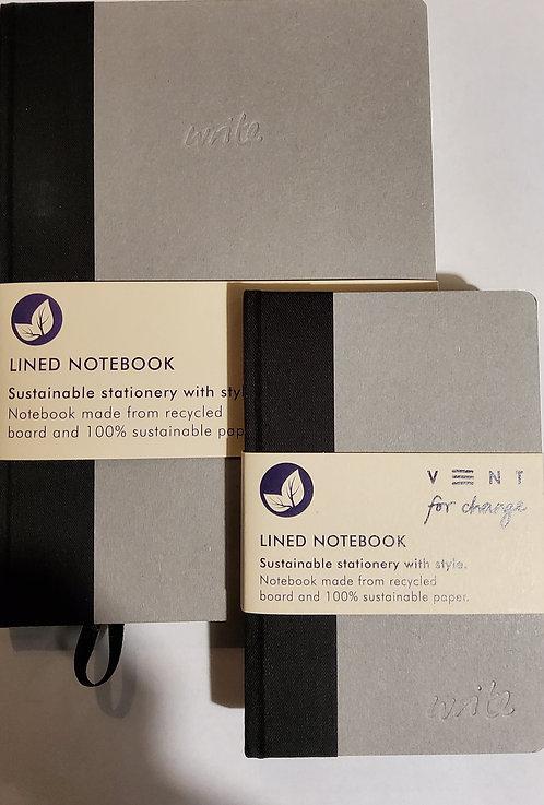 Hardback Lined Notebook Bundle