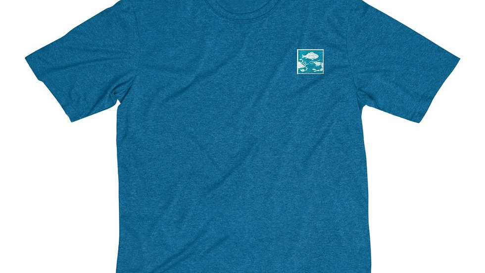 Men's Dri-Fit Tee Team Fish House