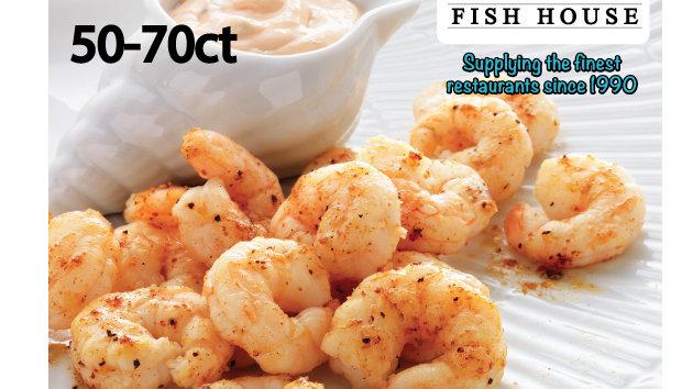 50/70ct Wild American Shrimp