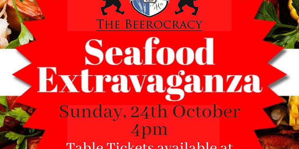 The Beerocracy Seafood Extravaganza
