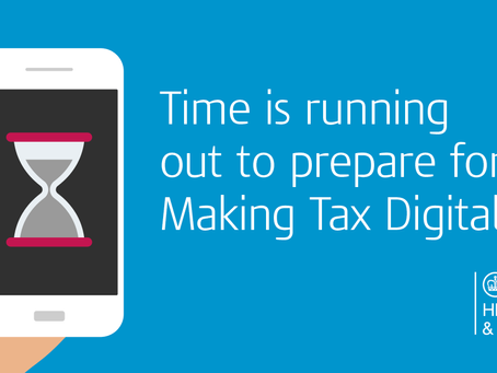 Making Tax Digital for Income Tax is part of the government's wide-ranging initiative