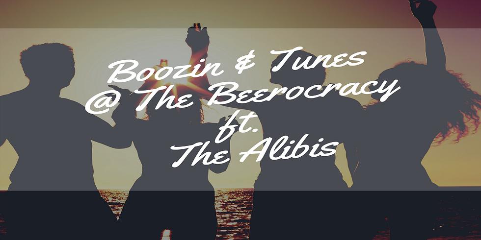 Boozin & Tunes @ The Beerocracy ft. The Alibis