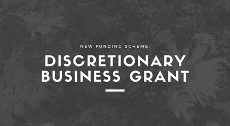 Small and medium-sized businesses can access grants between £1,000 and £5,000