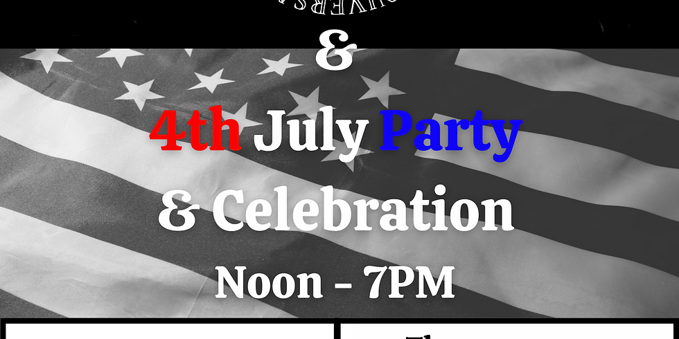 5 Year Anniversary & 4th July Party