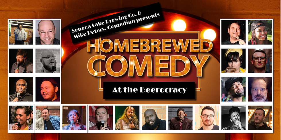 Homebrewed Comedy At The Beerocracy