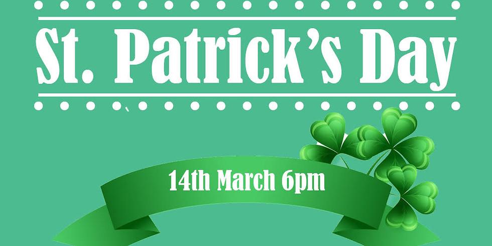 St. Patrick's Day Bash.