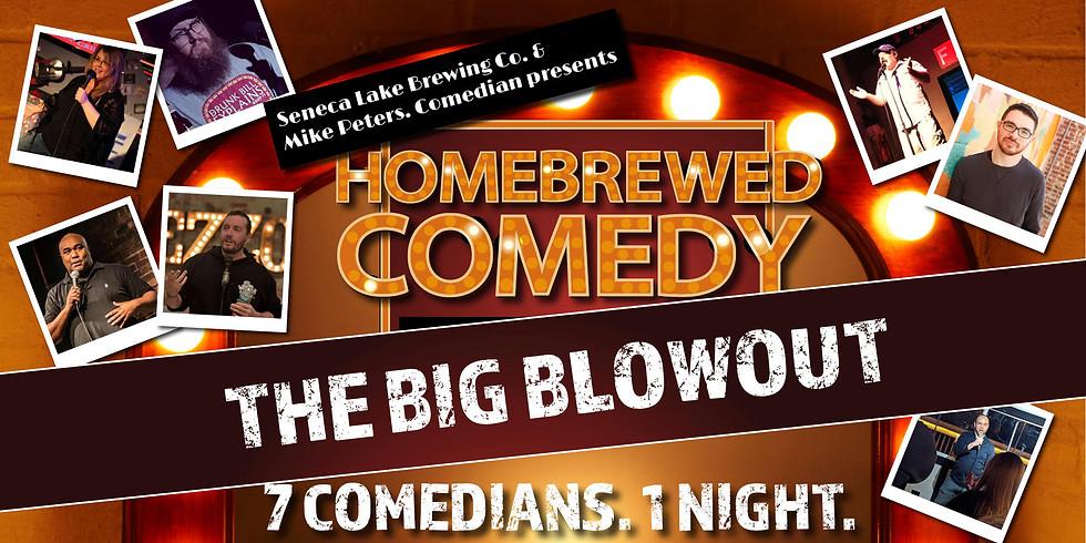 Homebrewed Comedy - The Big Blowout