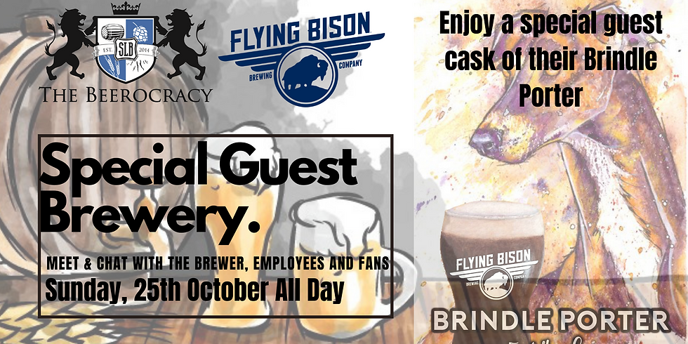 Flying Bison Brewing at The Beerocracy