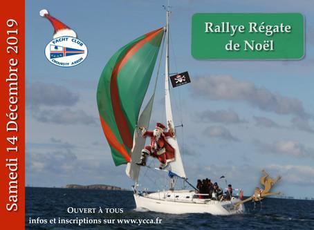 Rallye Régate de Noël 2019