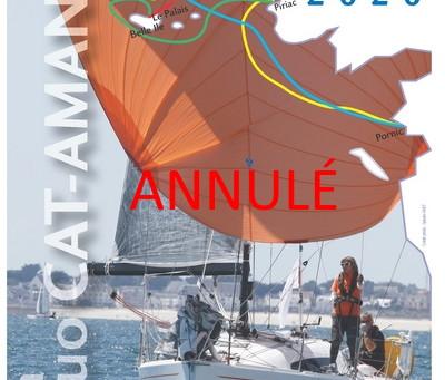 Annulation de la Duo Cat Amania édition 2020