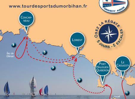 Tour des Ports du Morbihan