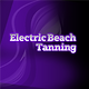 Electric Beach Tanning Logo