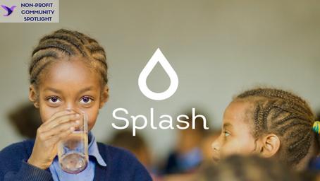 Non-Profit Community Spotlight: Splash
