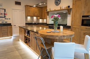 Bespoke kitchen design