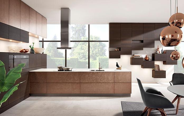 Systemat German hand built kitchens