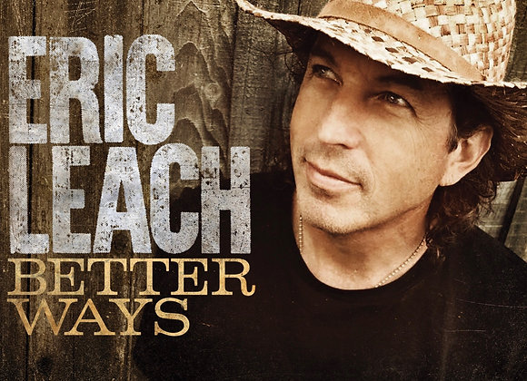 Eric Leach - Better Ways CD