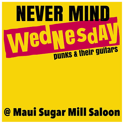 Never Mind Wednesday