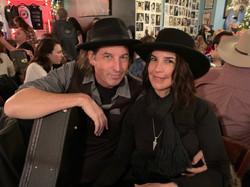 Eric & Crystal @ Bluebird Café