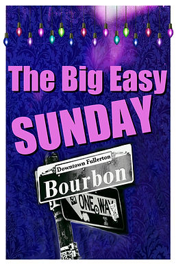 Big Easy Sunday 2019 Series