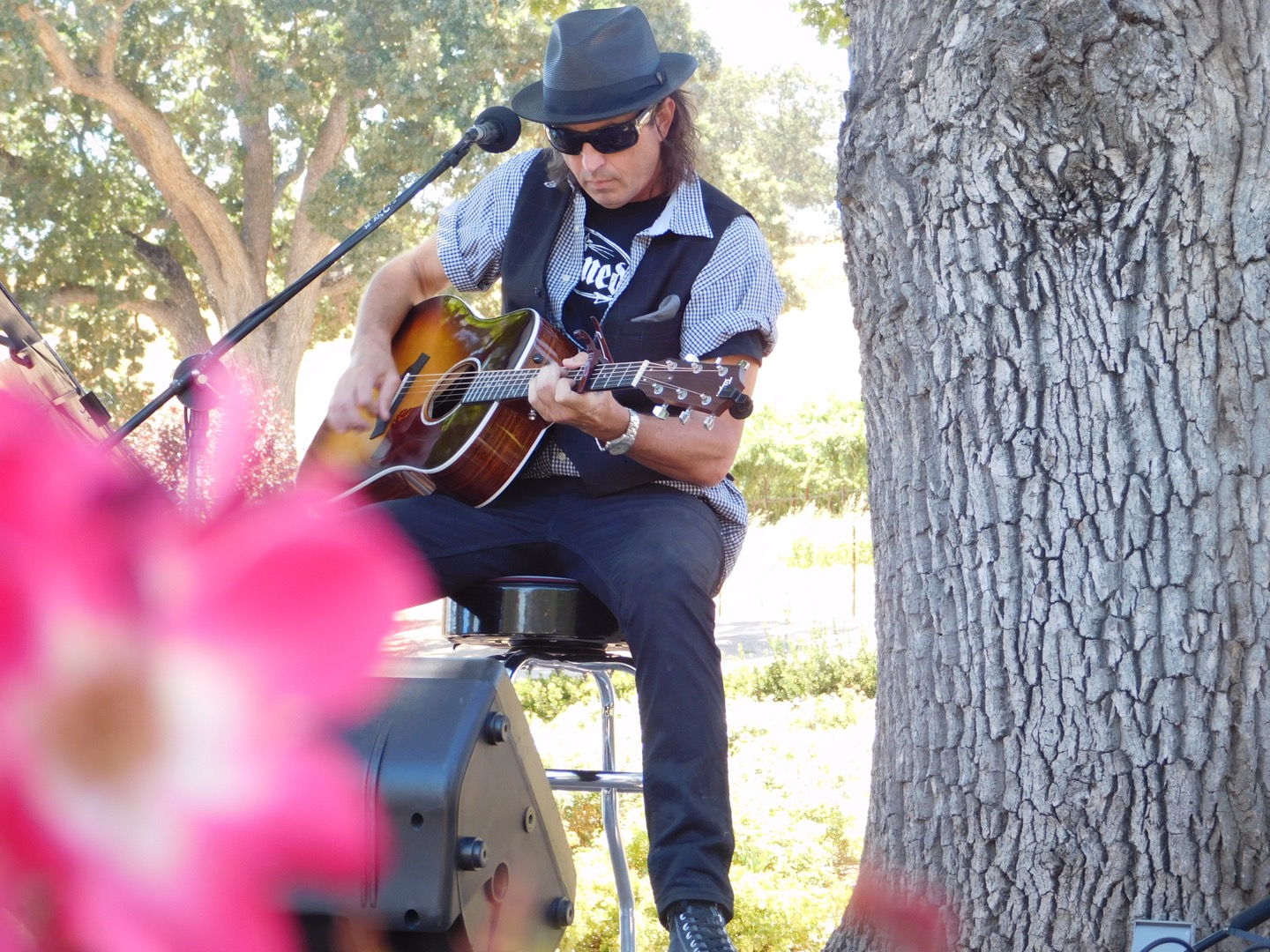 Eric Sculpterra Winery Paso Robles