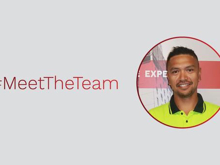 Meet the Team: Eddie Reha-Kawenga, Project Manager