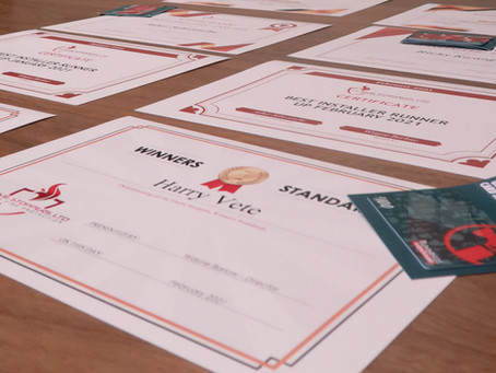 Recognising excellence: Flame Stoppers Monthly Awards