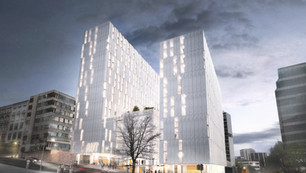 Recent project: Wakefield Street AUT Student Accommodation for Icon