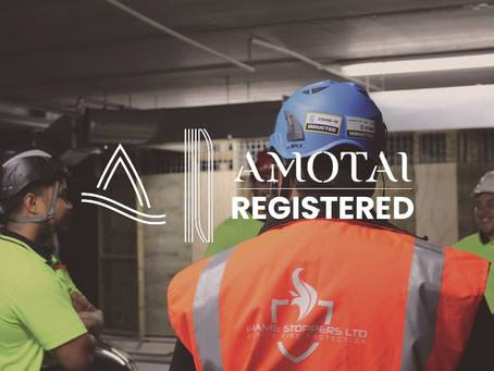 We are Amotai Registered!