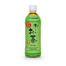 Ito-En Bottled Teas