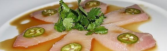 Sushi Bar Appetizers