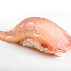 Hamachi (Yellowtail) Sushi