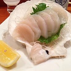 Hotate (Scallop) Sashimi