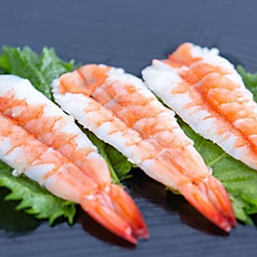 Ebi (Shrimp) Sashimi