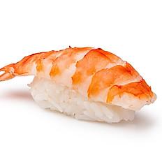 Ebi (Shrimp) Sushi