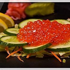 Ikura (Salmon Roe) Sashimi