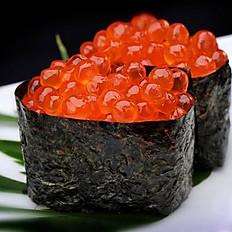 Ikura (Salmon Roe) Sushi