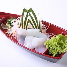 Ika (Squid) Sashimi