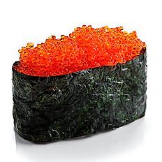 Tobiko (Flying Fish Roe) Sushi
