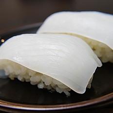 Ika (Squid) Sushi