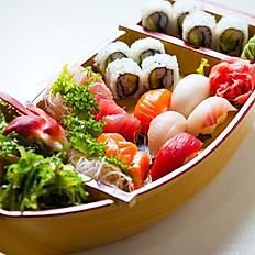 Sushi & Sashimi Combo for 1